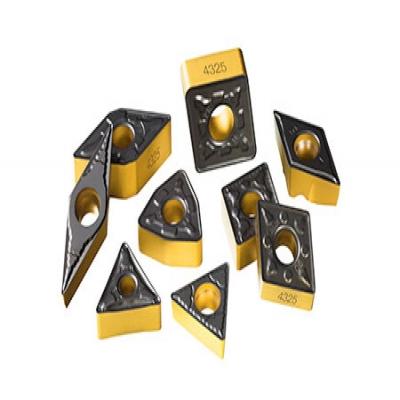 山特维克钢件车削刀片和材质