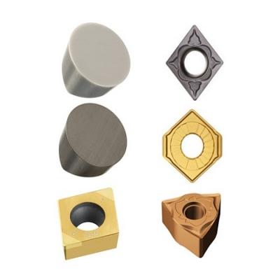 山特维克钛合金和HRSA车削的刀片和材质