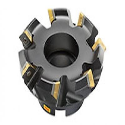 山特维克CoroMill 245用于重载粗加工和镜面精加工的轻快切削面铣刀
